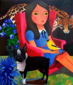 2017 160x140 cm Oil on canvas