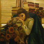 2009 Acrylic and oil on canvas 115 x 150 Cm.