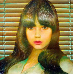 2014  Acrylic on vanvas 50x50 cm