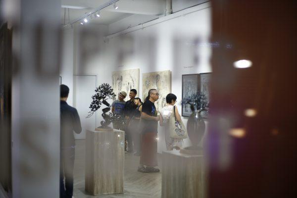 artists visits