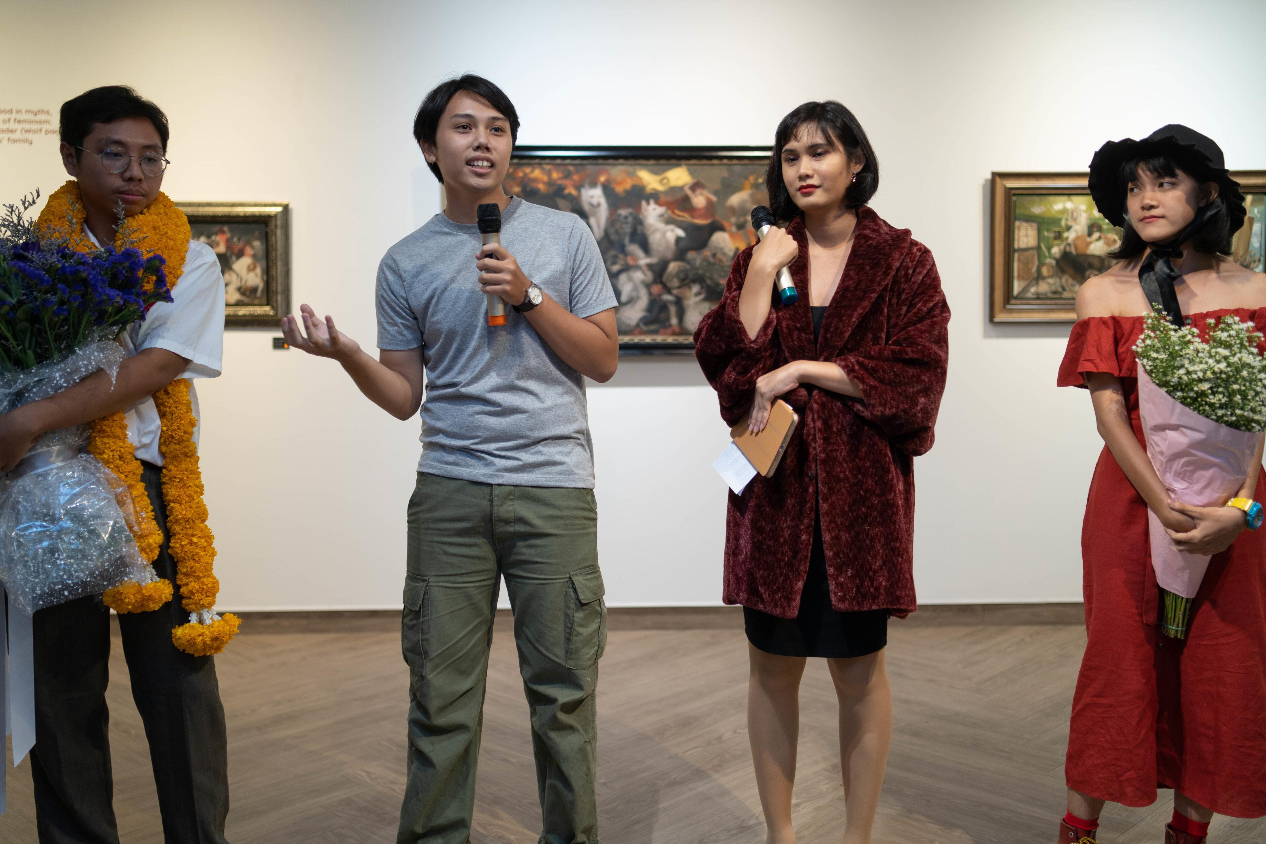 Chatchawan talk