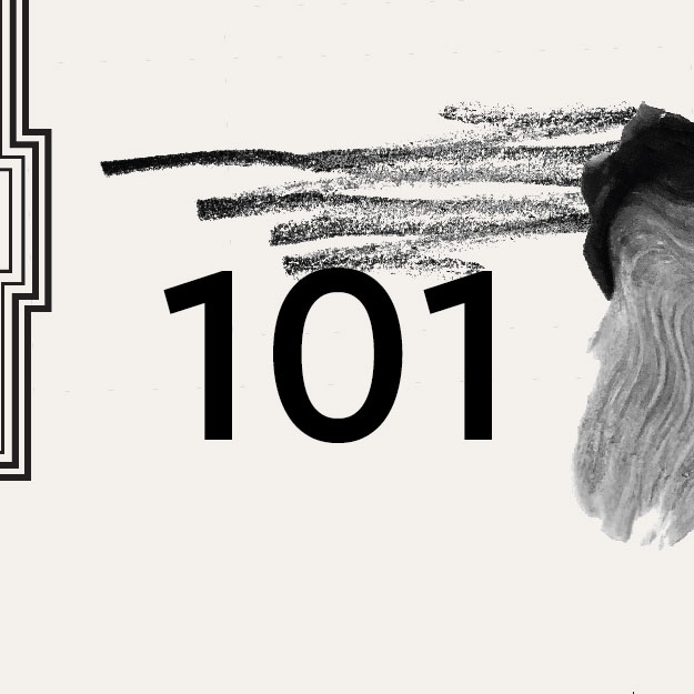 101 is a number of our artworks that we brought to HAF 2019