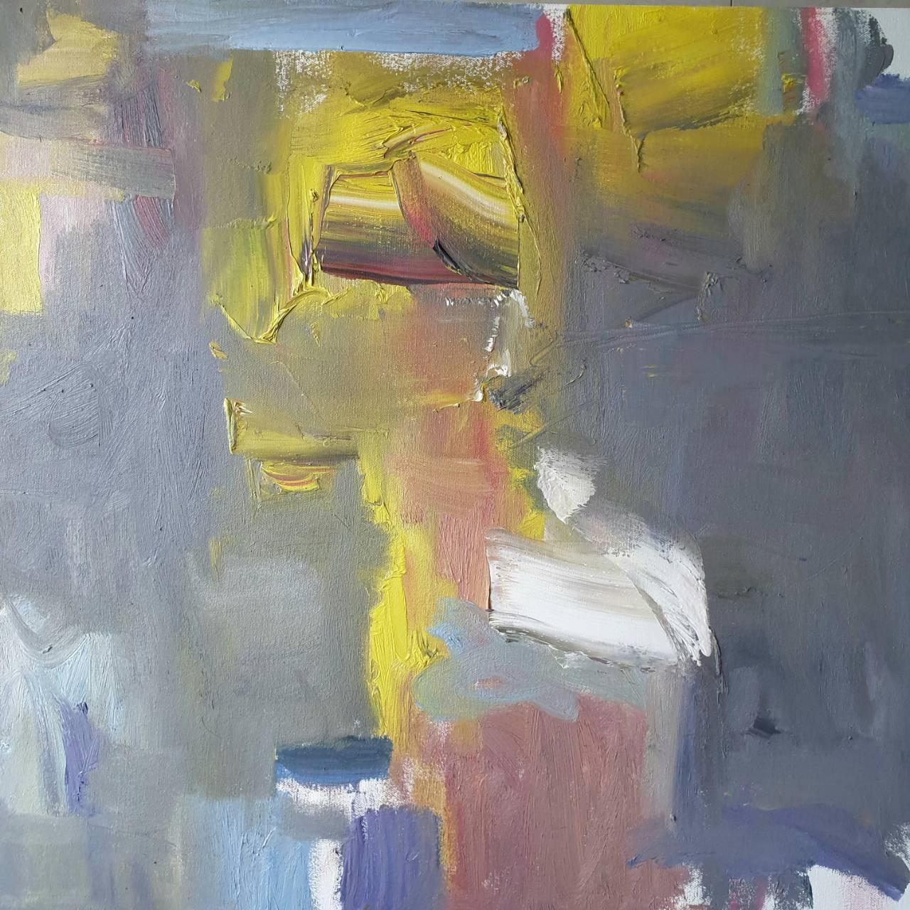 Summer 5/2019 60×60 cm. Oil on canvas
