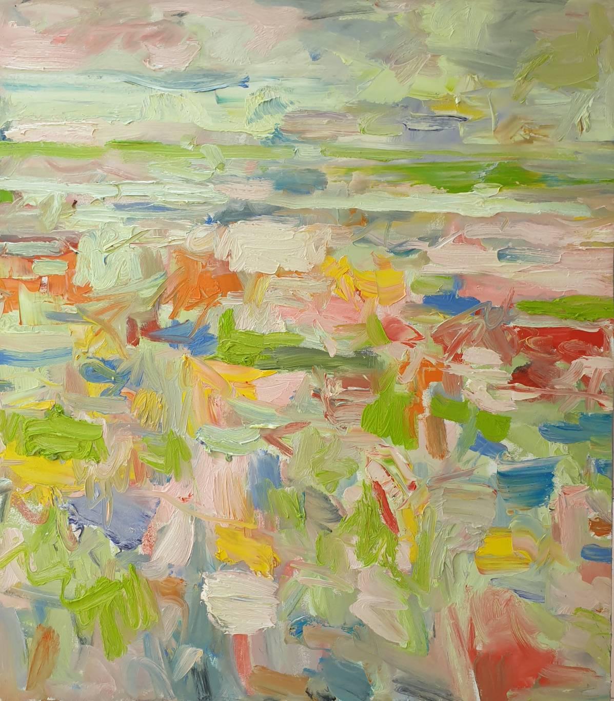 Summer 1/2019 70×80 cm. Oil on canvas