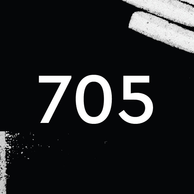 705 is our room number